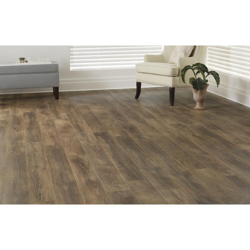 Kitchen Flooring Aberdeen: Home Decorators Collection Pinecliff Oak 12 Mm Thick X 6-1