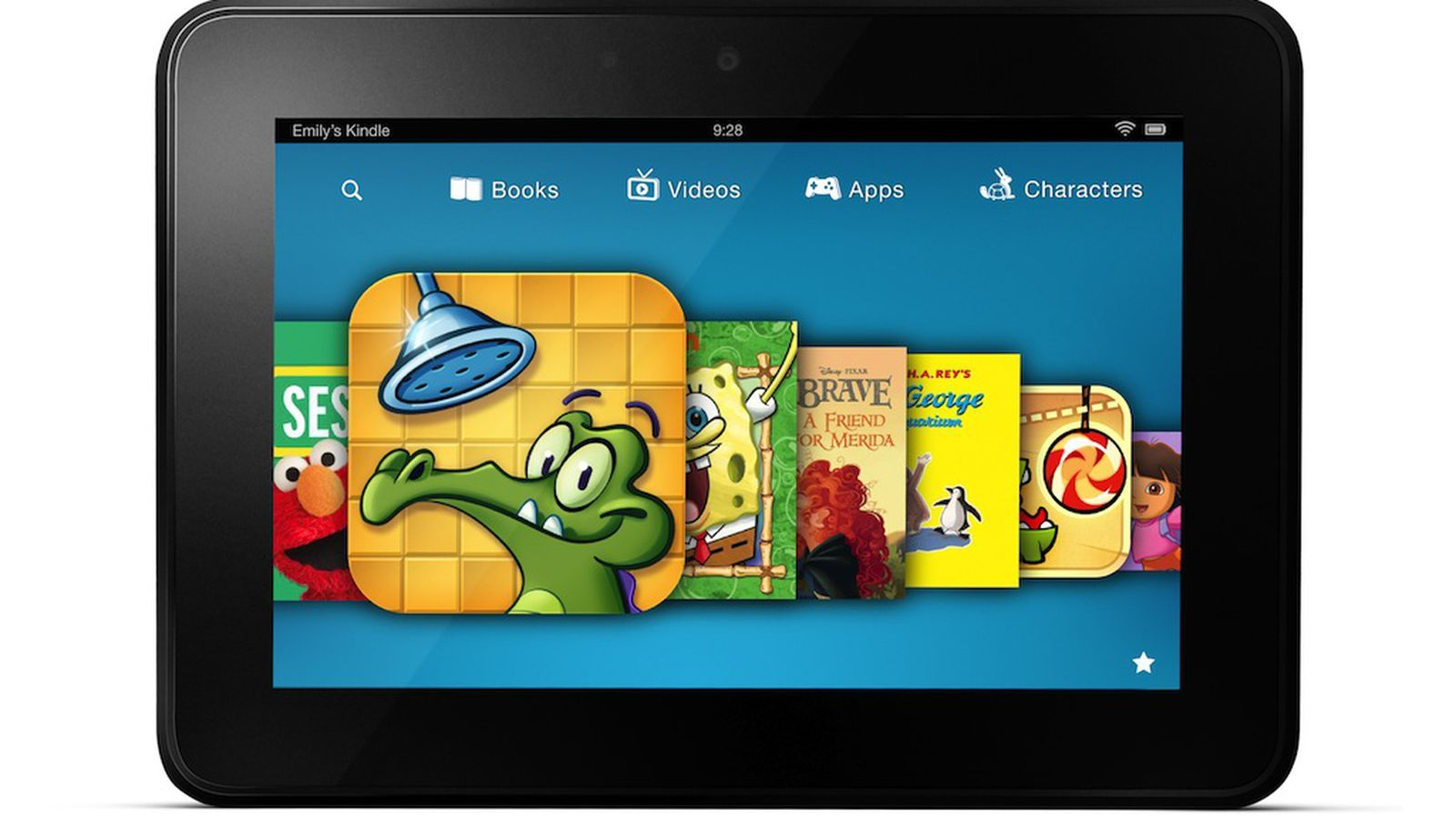 Amazon Is Bringing Its Freetime App And A Ton Of Kid Friendly Content To Android Kids Ebooks Kids App Kindle Fire Tablet