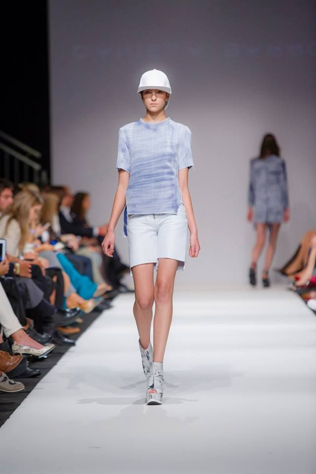 Daniela Barros @ MQ Vienna Fashion Week