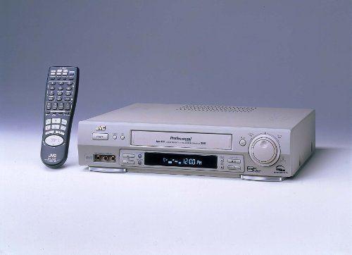 JVC SRTS1U VCR Super VHS VCR JVC Super VHS high-end professional ...