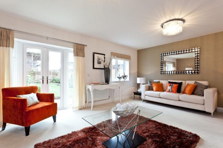 Living room tv corner with over mantle mirror #livingroom ...