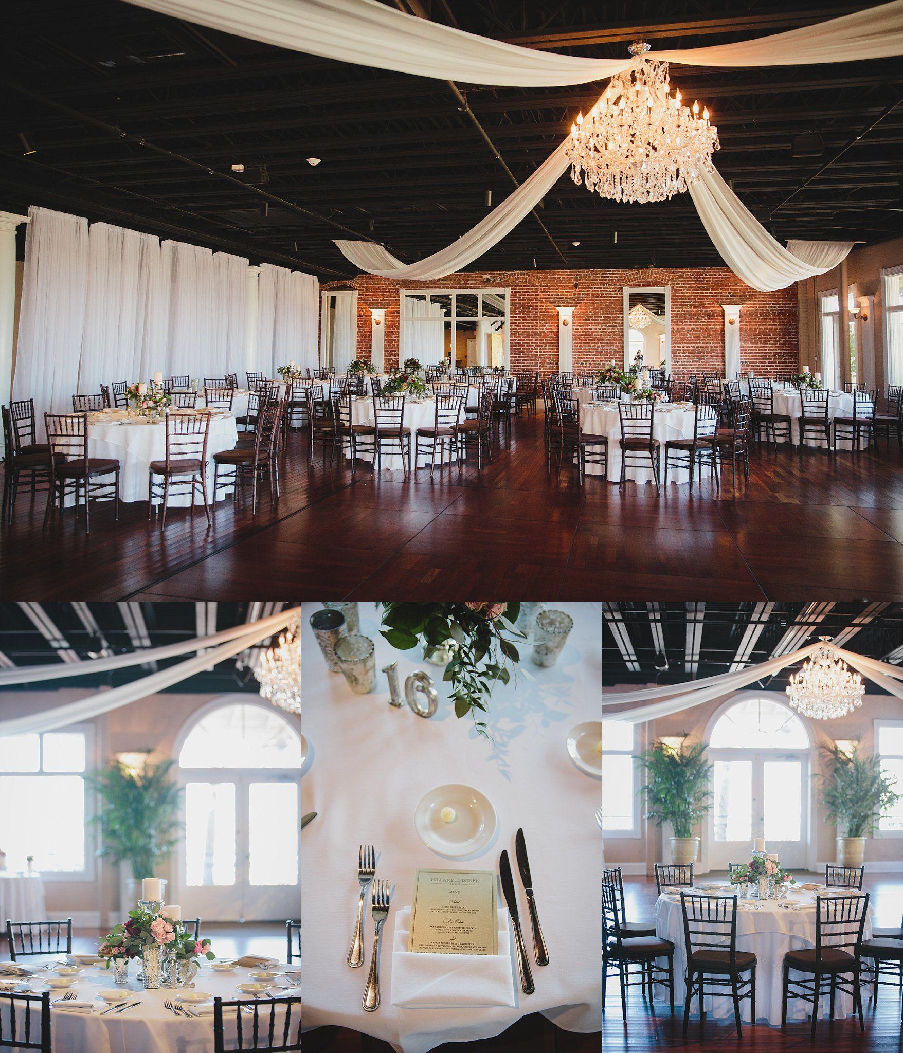 Villa Blanca Ceremony White Room Ballroom Reception