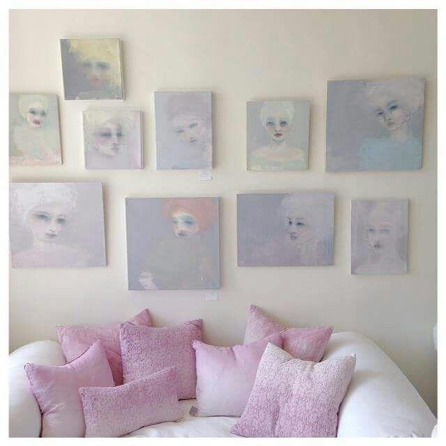 Rachel Ashwell - paintings by ?