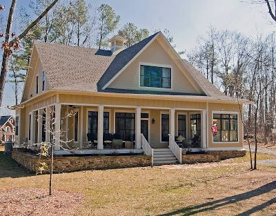 Bubba Moose Tucker Bayou Construction Process Craftsman House Plans Southern House Plans House Plans Farmhouse