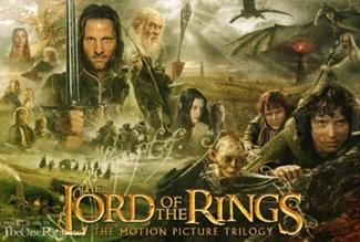 Lord of the Rings film trilogy and book trilogy- Lord of the Rings Wiki