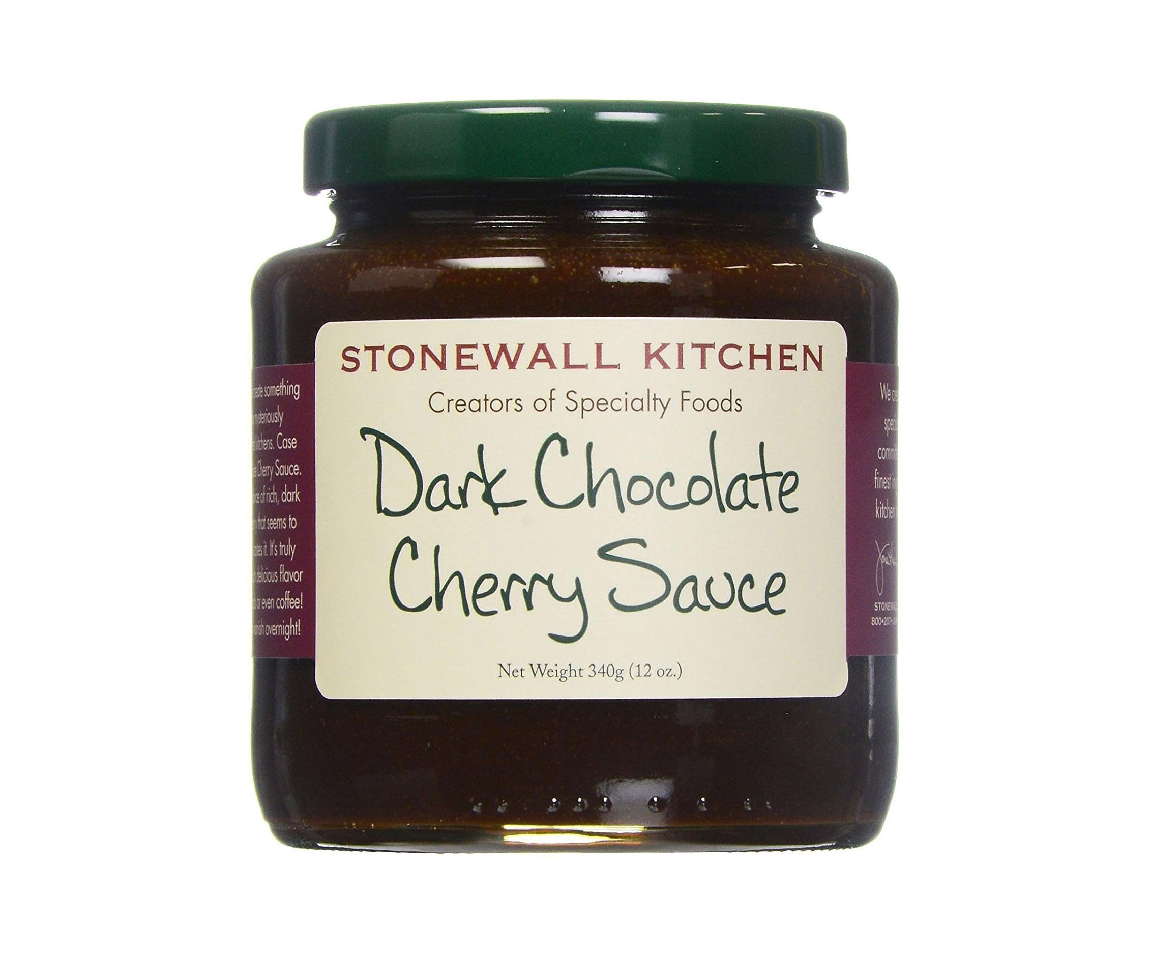Stonewall Kitchen – Dark Chocolate Cherry Sauce