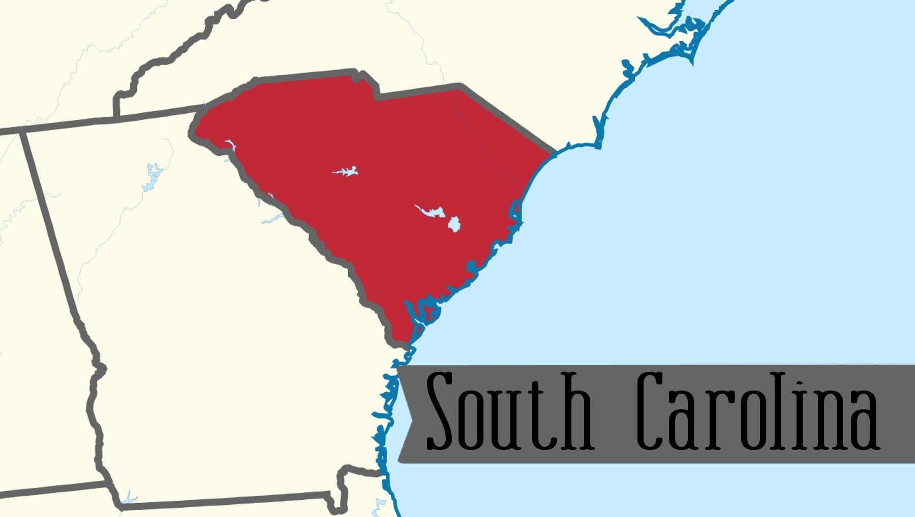 Two Minute Tour Of South Carolina 50 States For Kids