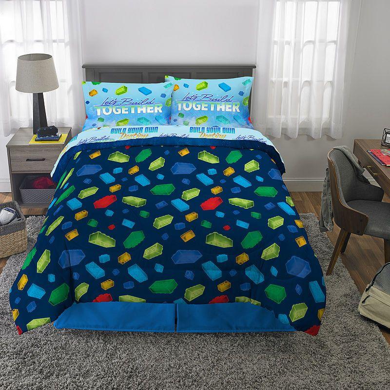 Comforters Kids Bedding Lego Bed, Lego Bedding Canada