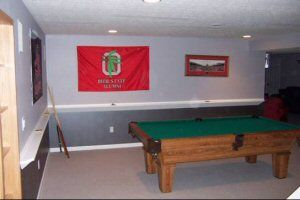 Ohio State Basement, Like The Ledge For Drinks, Make Wider?