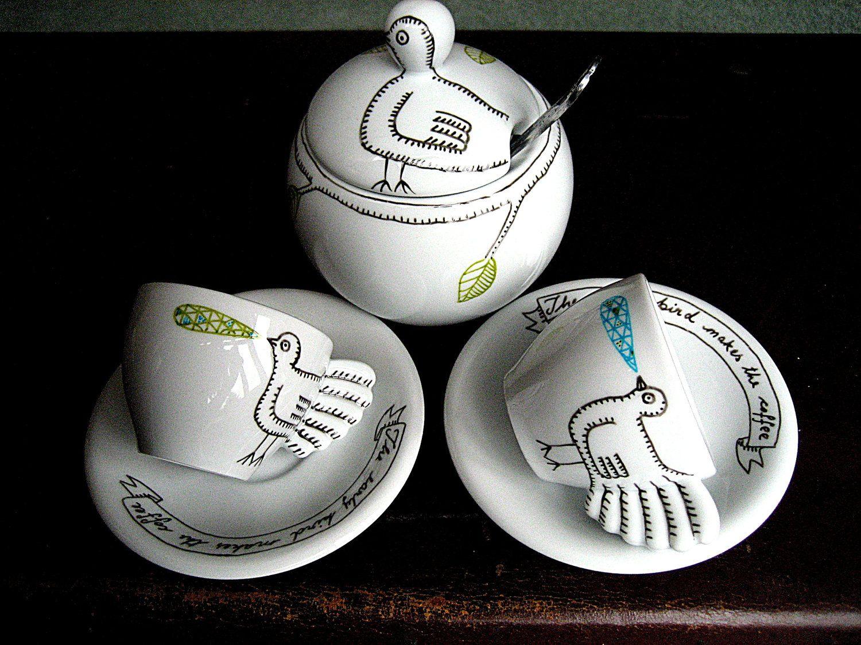 Early Bird Espresso Set