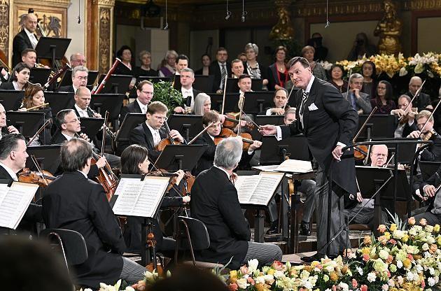 Dirigenten Neujahrskonzert Wien