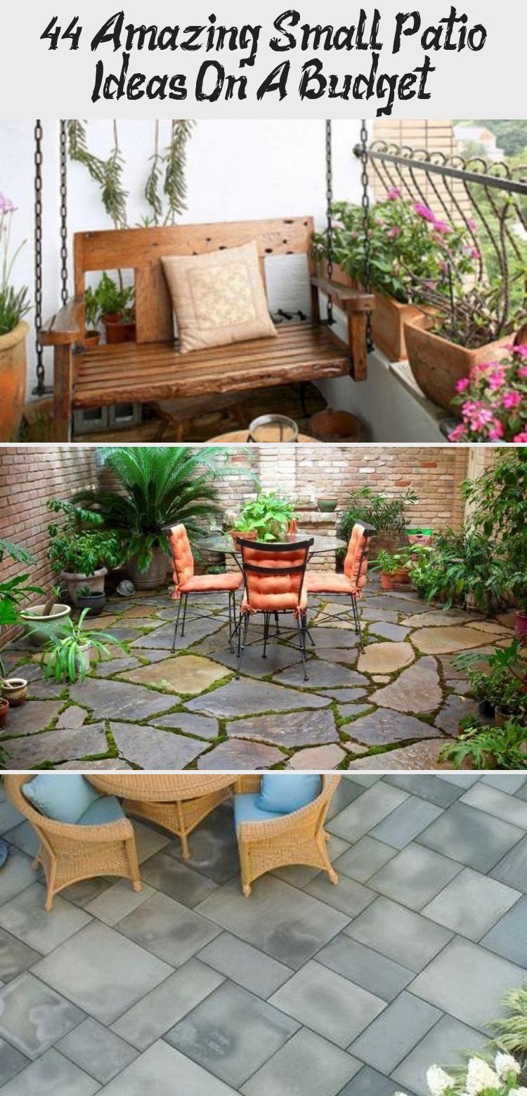 My Blog En Blog In 2020 Budget Patio Small Patio Ideas On A Budget Diy Garden Seating
