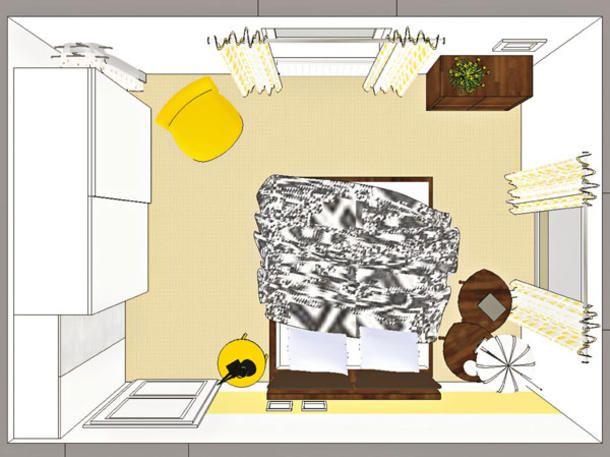 Mini Schlafzimmer Einrichten