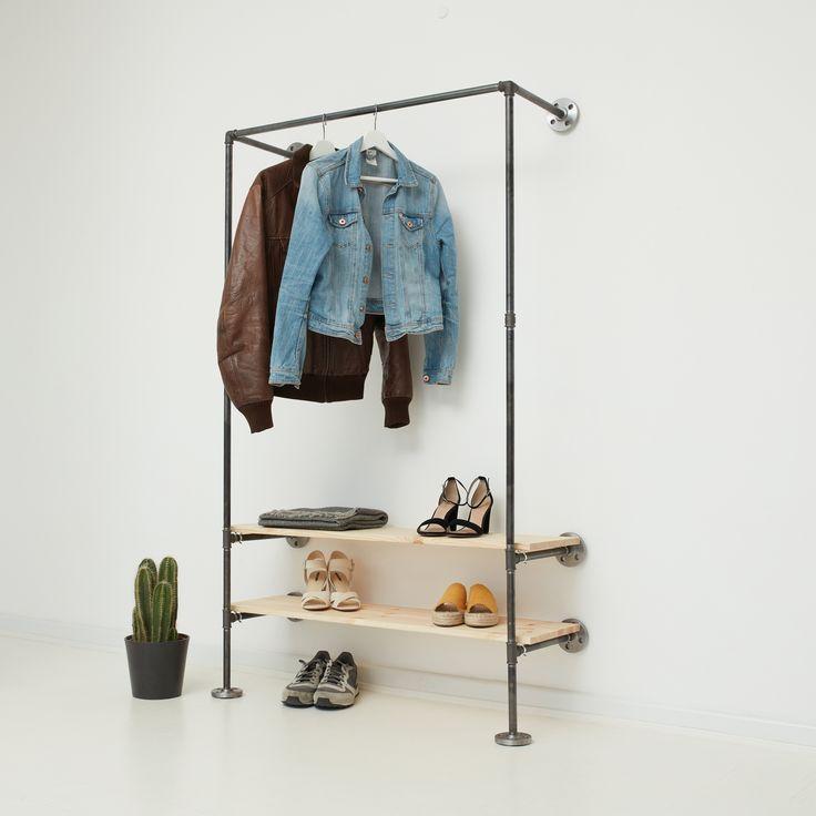 Kleiderschränke und Regale #industridesign