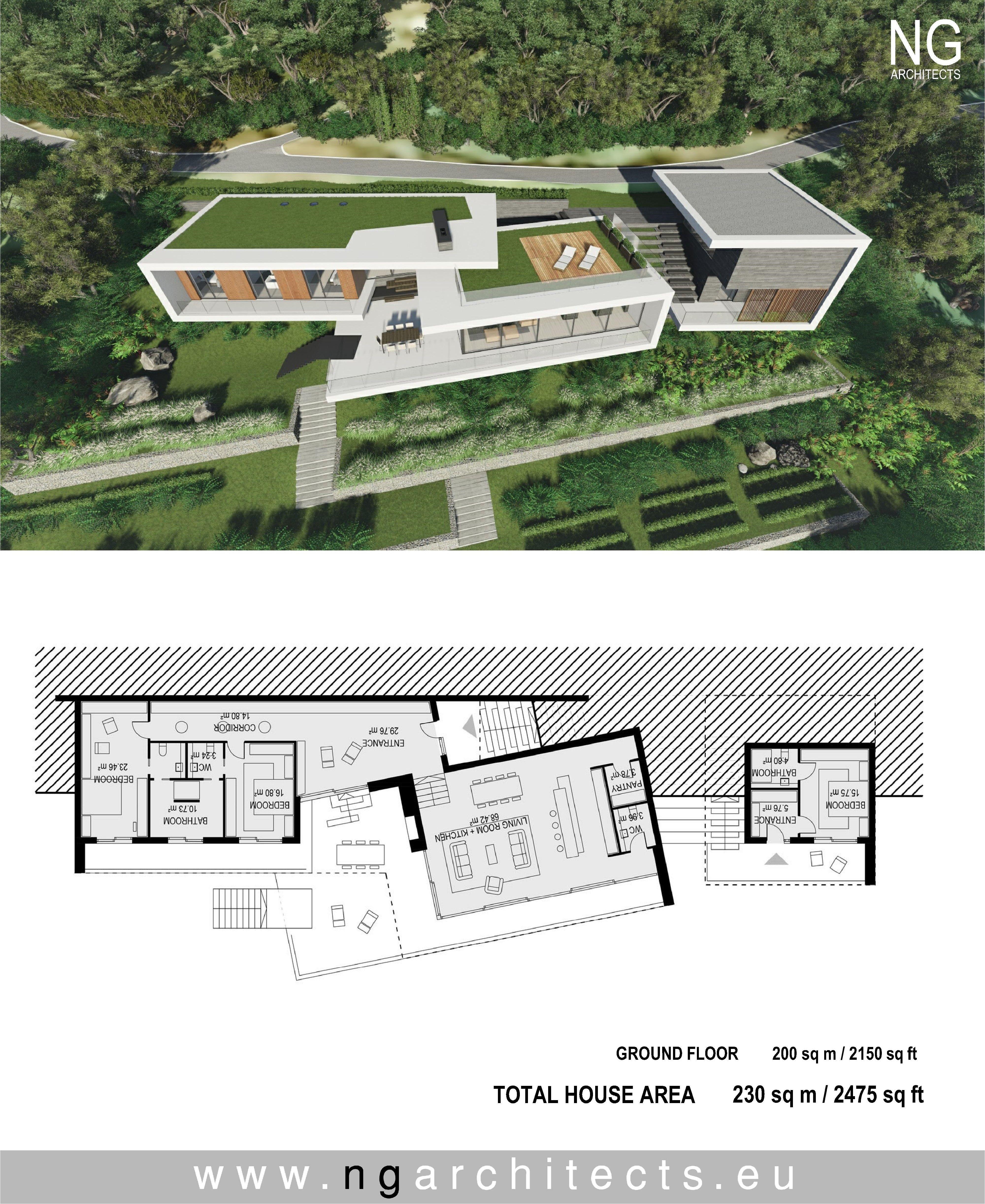 Pin On Modern House Plans