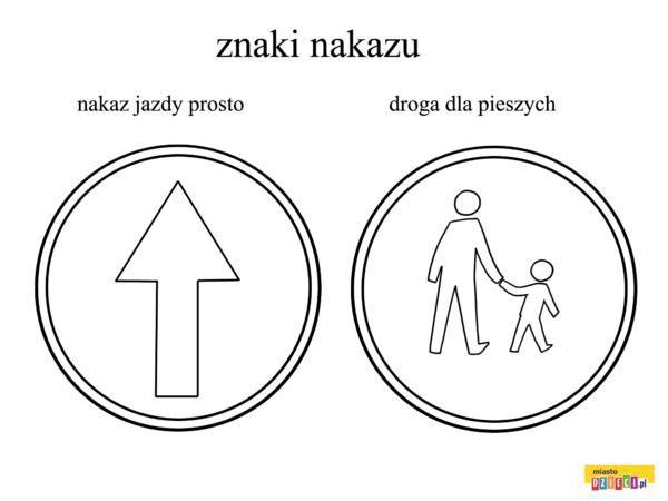 Znaki Drogowe Kolorowanki Dla Dzieci Peace Symbol Coloring