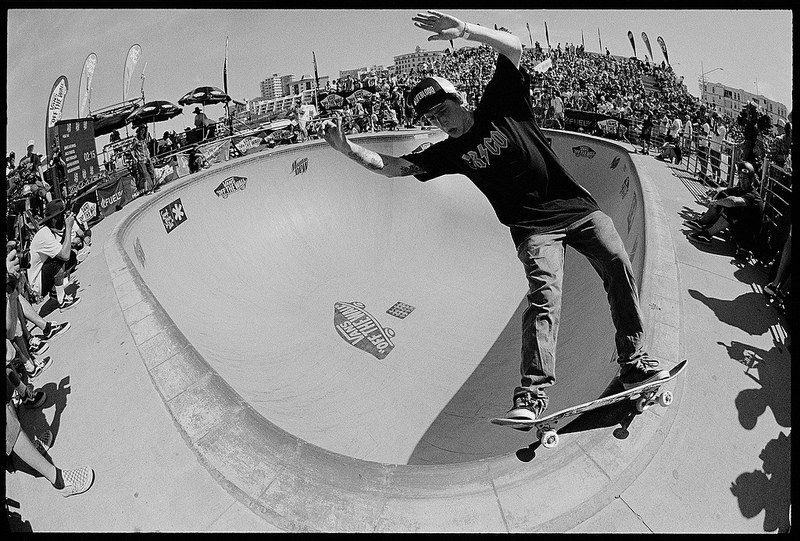 Kevin Kowalski Hurricane To Fakie With Images Skateboard Photography Black And White Photography