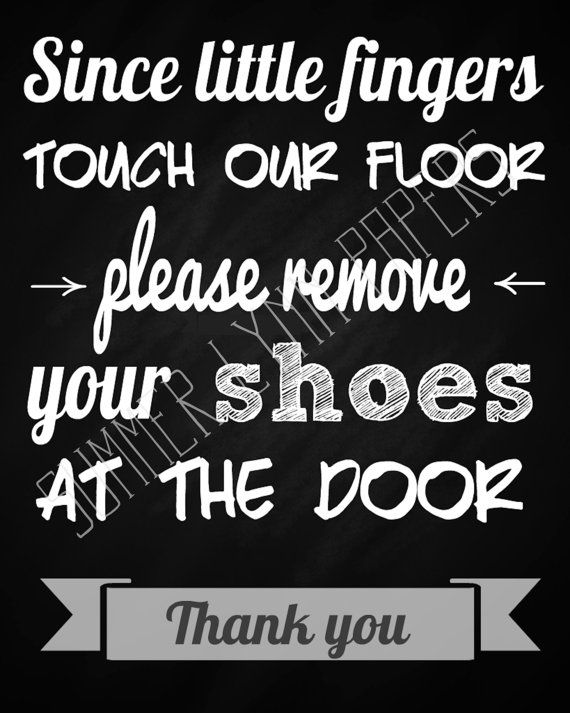 image regarding No Shoes Sign Printable named Printable Estimate Artwork indication No footwear indicator// as a result of SummerLynnPapers