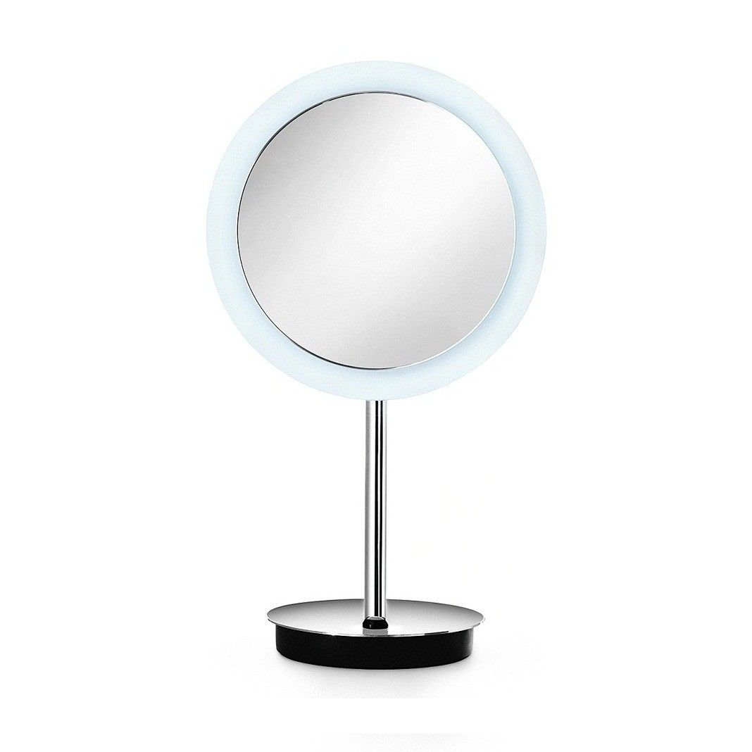 WS Bath Collections Mevedo 55860 Magnifying Mirror 3x From the ...