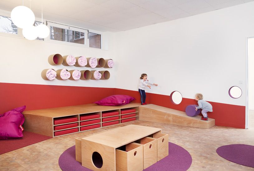 Brilliant company that designs kindergarten interiors - would love ...