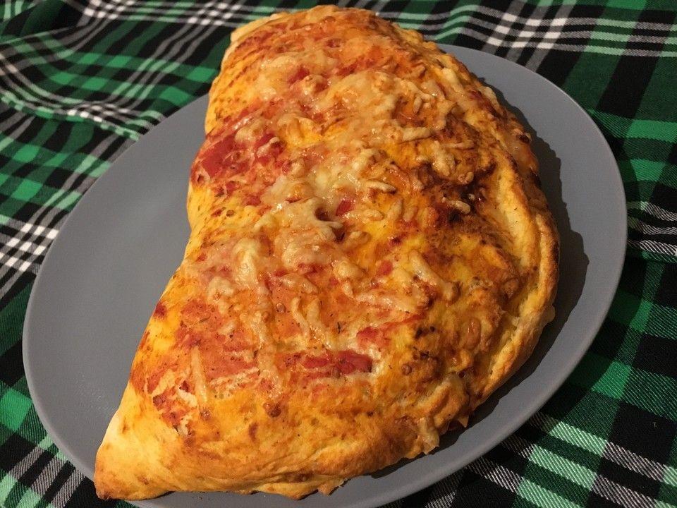 Schnelle Calzone Pizzas, Calzone and Kuchen