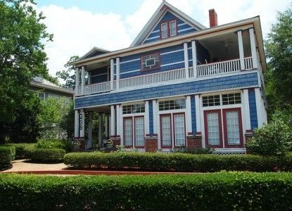 Us Gulf States Destination Development And Marketing Historic Homes Old Southern Homes Bed And Breakfast