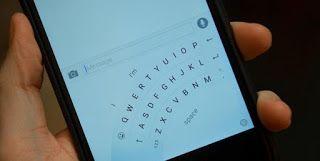 Verosimilmente Vero: TECNOLOGIA: 'WORD FLOW' LA TASTIERA AD UNA MANO MI...