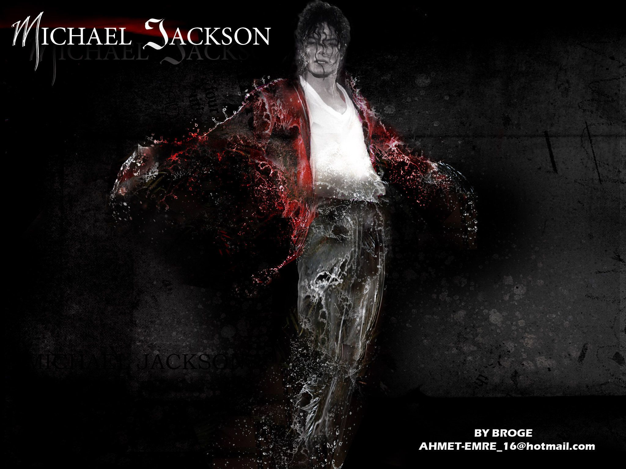 Michael Jackson Moonwalk Wallpaper High Resolution Figure