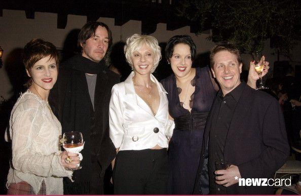 Keanu Reeves, Mom &...