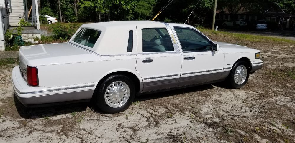 1997 Lincoln Town Car Used Cars Pinterest