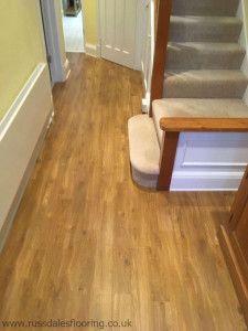 Amtico Spacia Traditional Oak Floor In Hallway