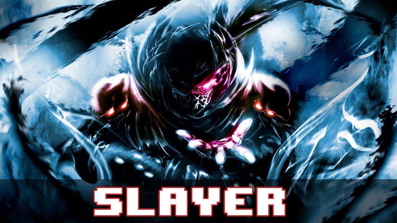 「AMV」Anime mix Slayer Cool anime backgrounds, Ninja
