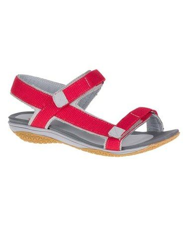 4c0e6af0424d14 This Red Petra Ione Sandal is perfect!  zulilyfinds