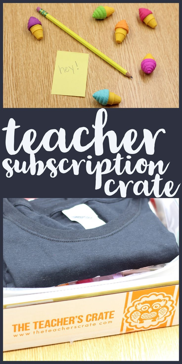 The teachers crate monthly subscription box for teachers the teachers crate monthly subscription box for teachers sciox Images