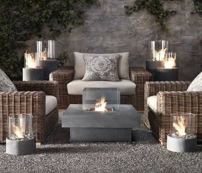 The Best Patio Furniture Of 2020 Restoration Hardware Outdoor