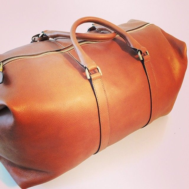 Fine leather luggage from Mulberry | fashion | Pinterest | Leather ...