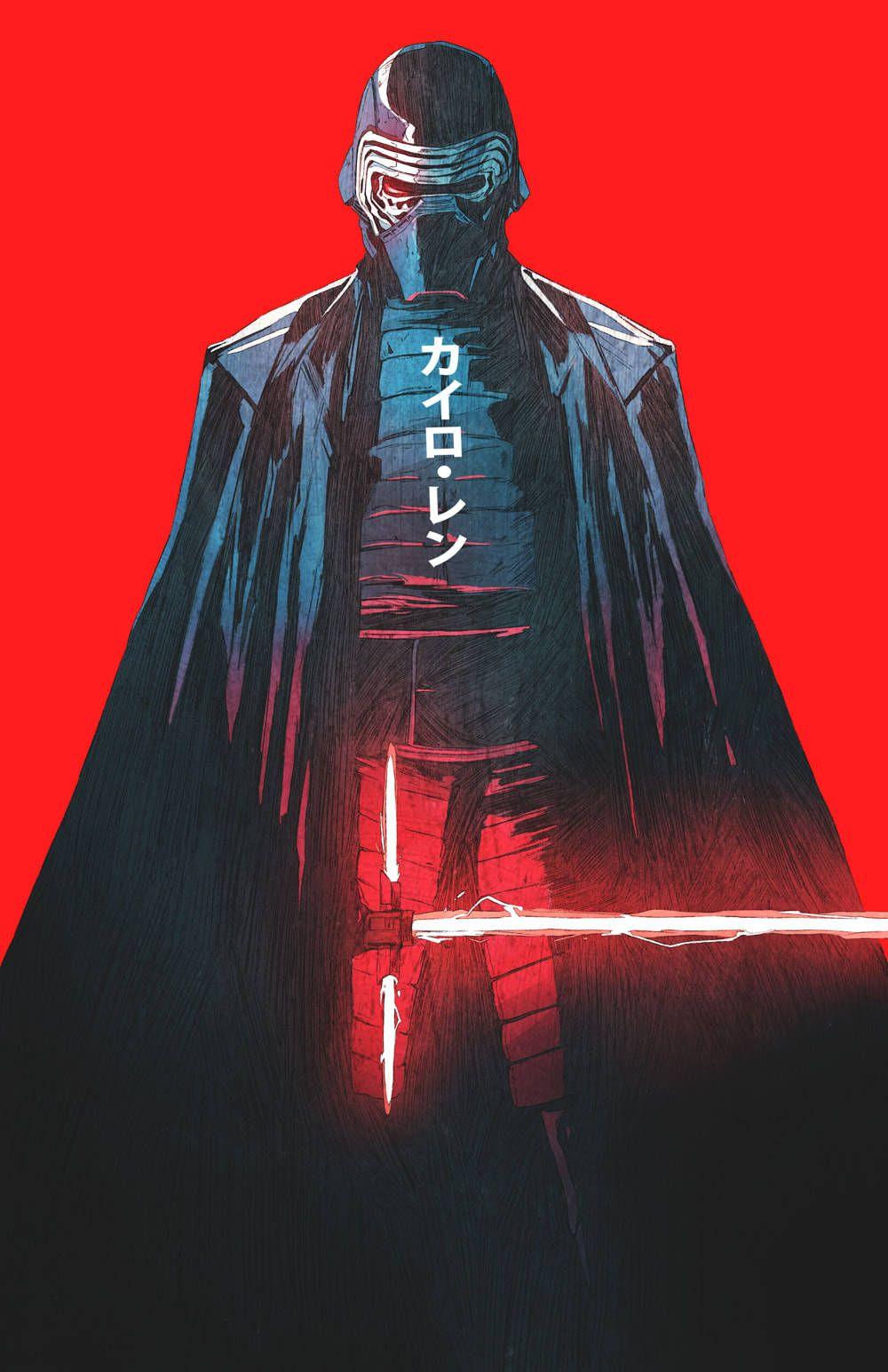 cgi kylo ren in 2020 Star wars pictures, Star wars