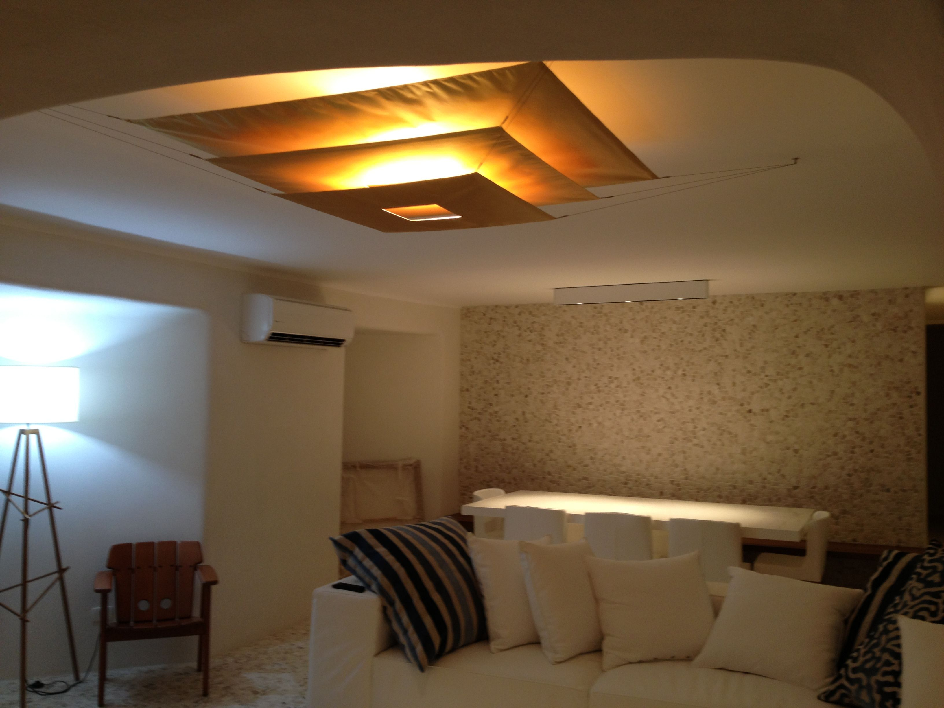 lighting a large room. modren large luxury pure ceiling light by ingo maurer and lighting a large room