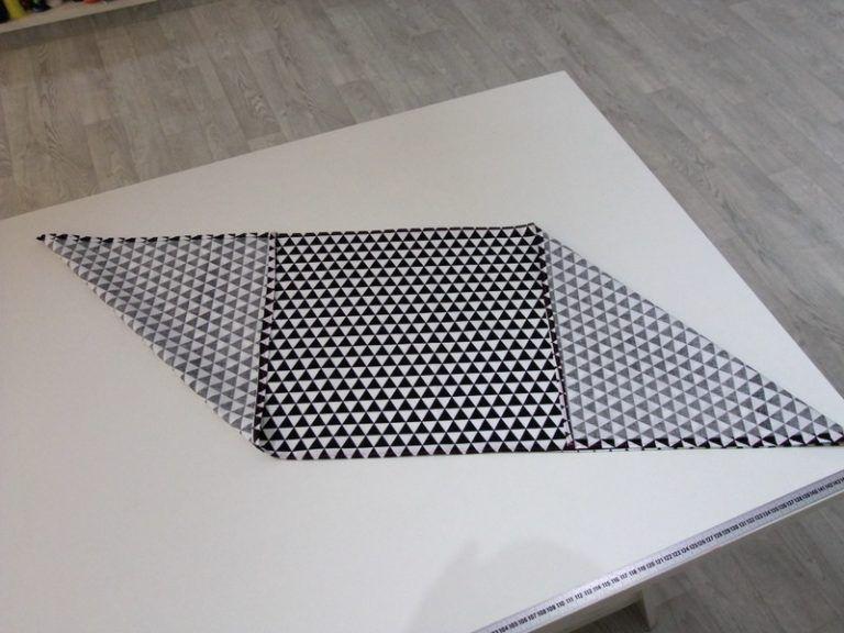 Photo of The origami bag: 30-minute bag for beginners »BERNINA Bl …