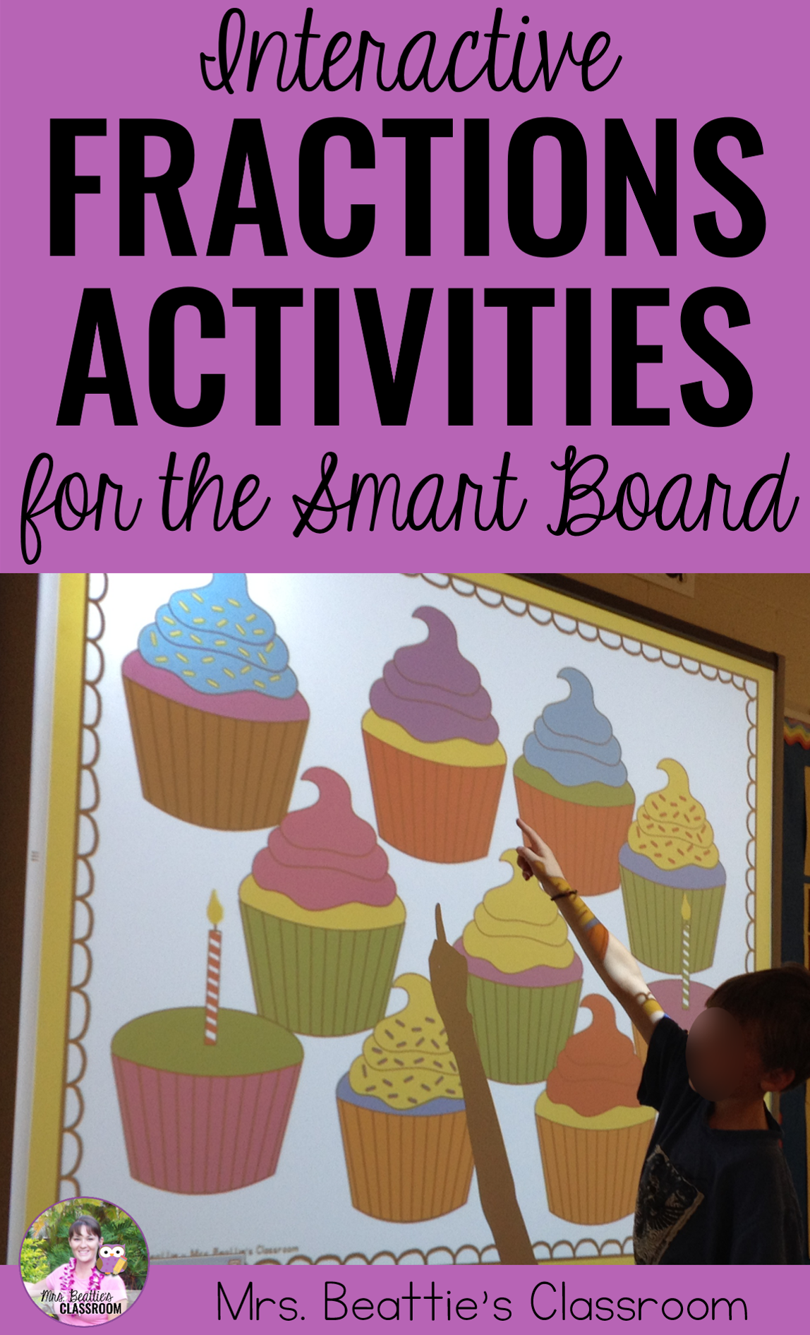 Interactive Fractions Of A Set Activities With Worksheets