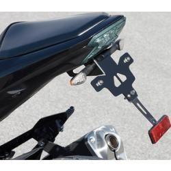 Photo of Lsl license plate holder aluminum Triumph Bonneville T100 / t214