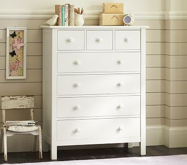 Kendall Drawer Chest Pbkids Please Use This One Instead Of Land Of Nod One Baby Furniture Nursery Room Design Furniture