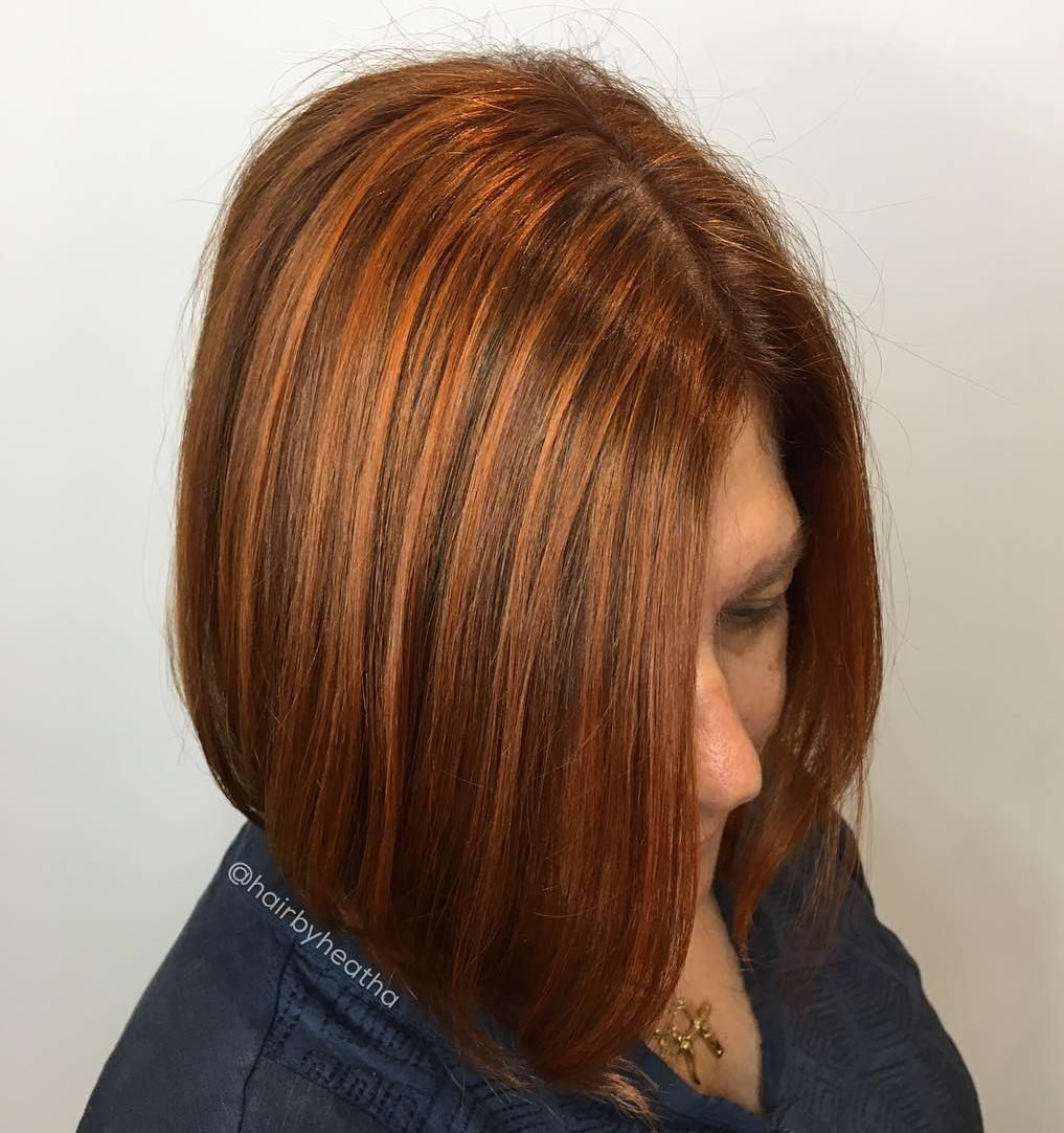 best modern haircuts and hairstyles for women over red bob