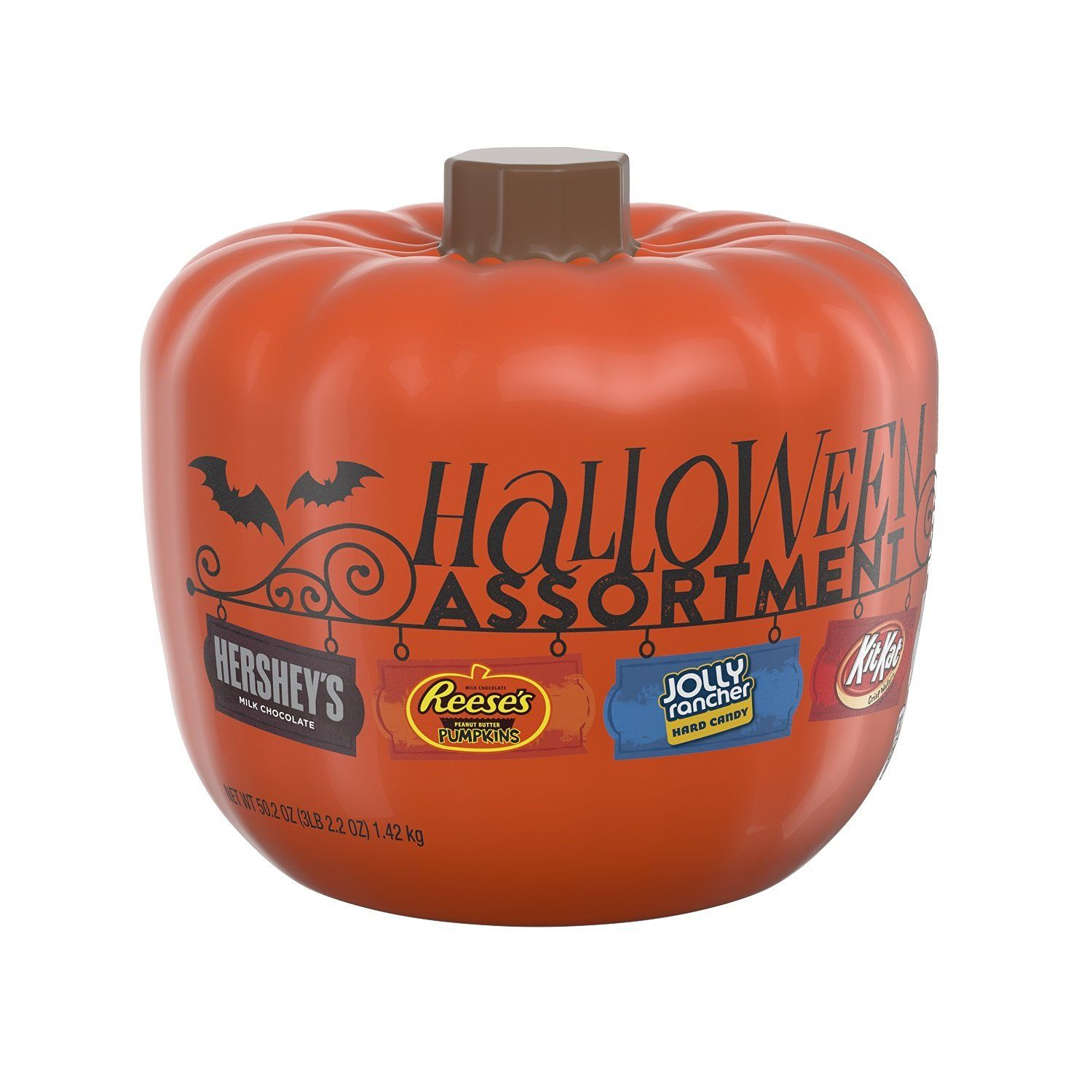 HERSHEY\u0027S Halloween Assortment Pumpkin Bowl (502-Ounce) \u003e\u003e\u003e Check - Homemade Halloween Decorations Pinterest