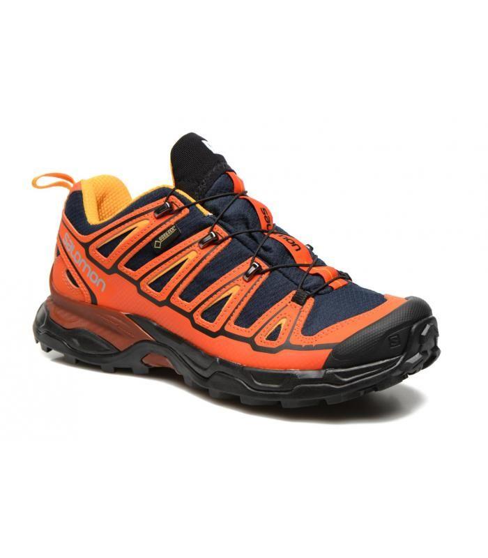 Zapatillas de trekking Salomon X Ultra 2 Gtx diseñadas para