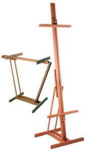 Mabef M25 Convertible Lyre Easel **SPECIAL INTERNET PRICE