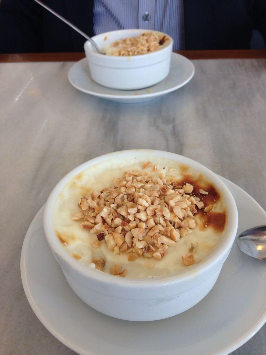 FIRIN SÜTLAÇ (RICE PUDDING) Turkish Dessert | Turkish ...
