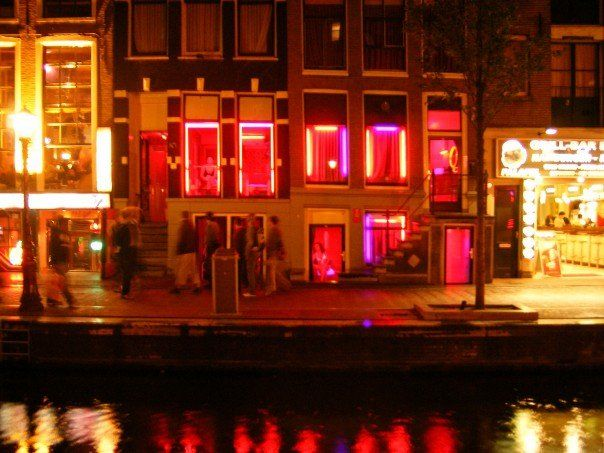 Amsterdam red light district amsterdam painting pinterest amsterdam red light district aloadofball Image collections