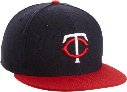 d54f39d86a5 Minnesota Twins New Era 59fifty Hat