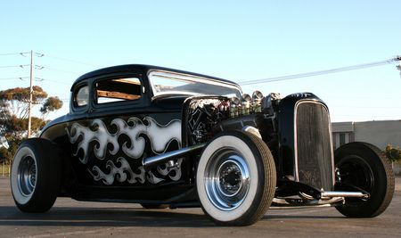 1932 Ford Hot Rod Desktop Nexus Wallpapers Ford Hot Rod Hot Rods Hot Rods Cars